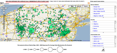 Pa school district data maps the maps linked below are interactive and show the data for pennsylvania school districts in a spatial manner the data can also be viewed in table format altavistaventures Images